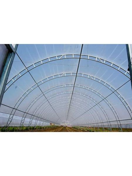Дополнительная секция 10х2,5 фермерской теплицы