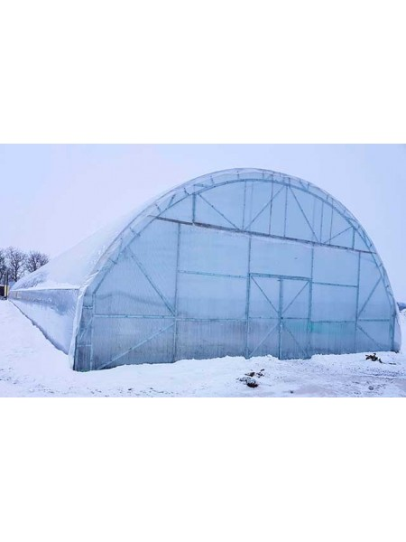 Фермерская теплица 10х30