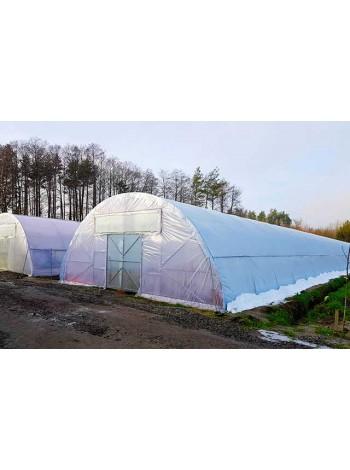 Фермерская теплица 8х80 в Украине от производителя