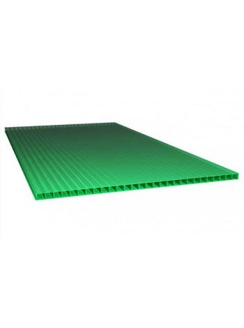 Сотовый поликарбонат Sunnex, 10 мм, лист 6 м, цветной