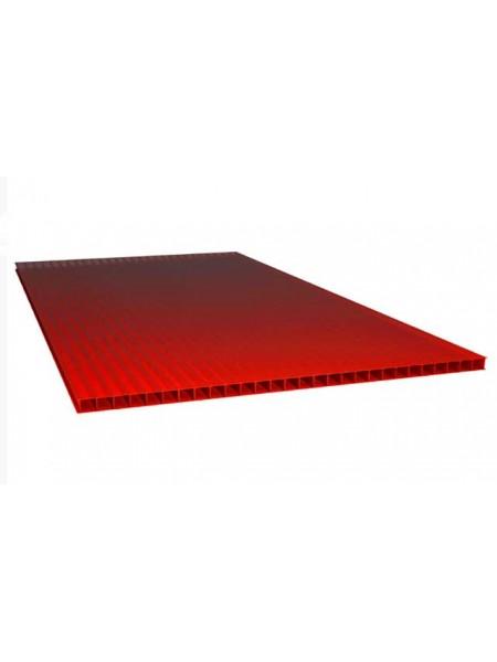 Sunnex цветной, толщина 8 мм, лист 6 м