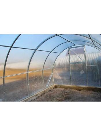 Дополнительная секция 4х2 для арочной теплицы в Украине от производителя