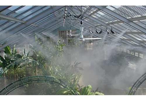 Защита культур от перегрева в теплице