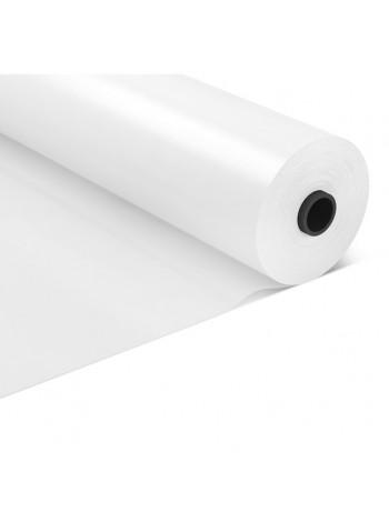Пленка прозрачная полиэтиленовая, толщина 80 мкм, ширина 3 м, длина 100 м