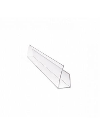 Соединительный профиль UP Sunnex, 6 мм, длина 2.1 м, для сотового поликарбоната