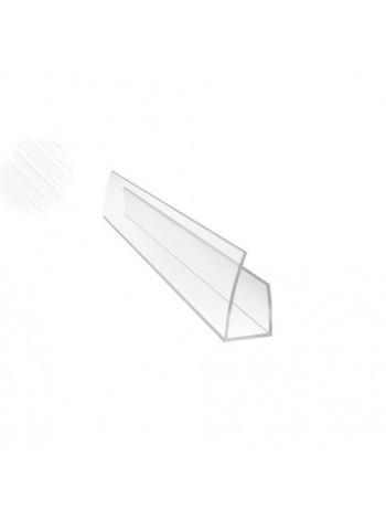 Соединительный профиль для сотового поликарбоната UP Royalplast 10 мм, длина листа 2.1 м