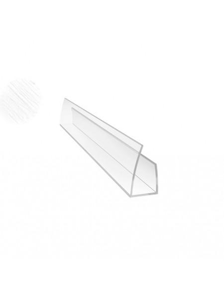 UP профиль Royalplast 10 мм, лист 2.1 м