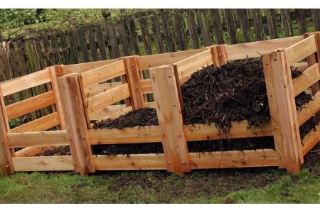 Как устроить компостную кучу