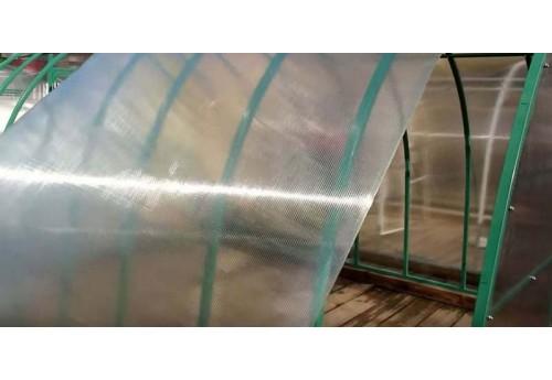 Ремонт сотового поликарбоната для теплицы