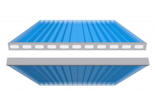 Зачем нужна лента для сотового поликарбоната