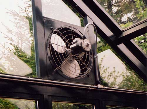Автоматическая вентиляция