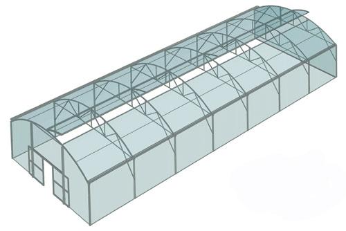 Как правильно составить проект теплицы из поликарбоната