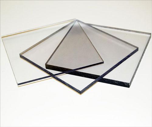 Монолитный или непрозрачный поликарбонат