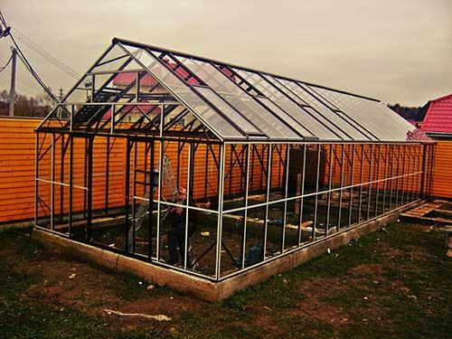 Теплицы для круглогодичного выращивания