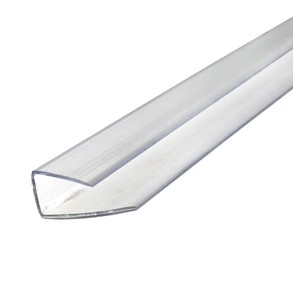 """Соединительный профиль UP Royalplast 4 мм для сотового поликарбоната - """"ТеплицаМаркет"""""""