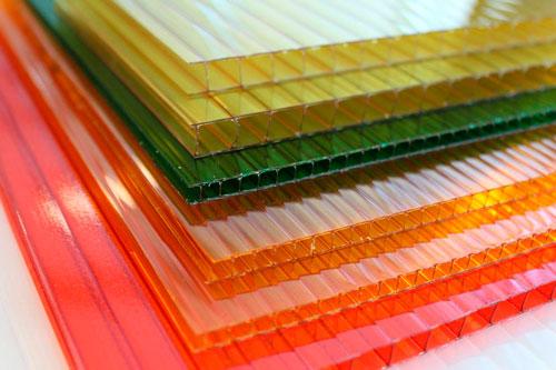 Как использовать лист сотового поликарбоната
