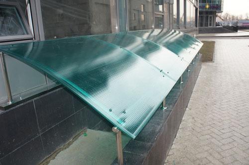 Применение литого поликарбоната