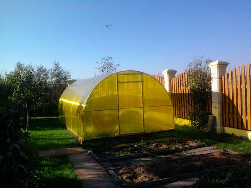 Использования непрозрачного поликарбоната в каких сферах